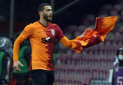 Son dakika - Galatasarayda Belhanda şov Yıllar sonra hat-trick...