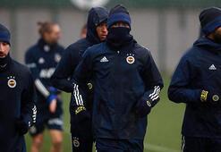 Fenerbahçede Erzurumspor mesaisi