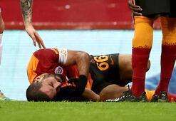 Son dakika - Galatasarayda Arda Turan çıldırdı Bana kafa attı
