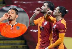 Son dakika - Galatasaraylı futbolculardan İrfan Can kutlaması Başakşehirden jet yanıt...