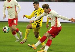 Son dakika - Sörlothun golü Leipzige yetmedi Borussia Dortmunddan zafer...