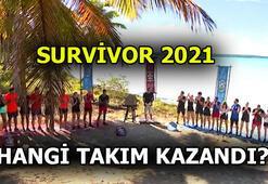 Survivorda kim, hangi yarışmacı Ünlülere gitti Survivor 2021de ödül ve dokunulmazlığı hangi takım / kim kazandı