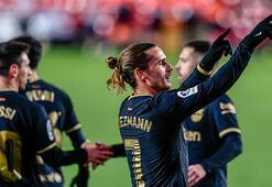 Barcelonadan Granadaya gol yağmuru