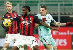 Milan, Torino karşısında zorlanmadı Hakan Çalhanoğlu...