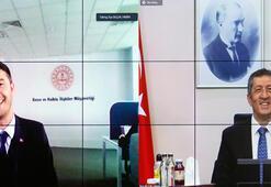 Bakan Selçuk, MEB çalışanı Ziya Selçuk ile görüştü