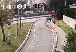 Özbek kadına kapkaç şoku