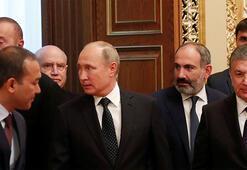 Son dakika... Putin, Aliyev ve Paşinyanla görüşecek