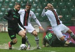 Fatih Karagümrük-Konyaspor: 2-1