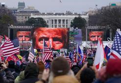 Trumpın, destekçileriyle Kongreye yürümek istediği ortaya çıktı