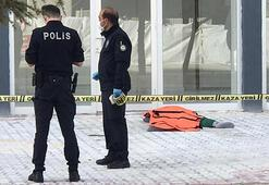Konyada feci olay 7. kattan düşüp öldü