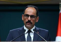 Cumhurbaşkanlığı Sözcüsü Kalından Kılıçdaroğluna tepki