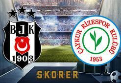 Beşiktaş kupa maçı ne zaman Beşiktaş Rizespor maçı saat kaçta, hangi kanalda İşte, Beşiktaş Rizespor kadrosu