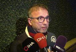 Mustafa Özat: 3 puanı kaçırdığımıza üzülüyoruz