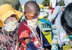 Güney Afrika Cumhuriyetinde vaka sayısı 1 milyon 231 bini geçti