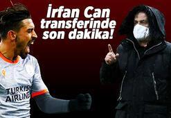 Transfer haberleri: İrfan Can Kahveci transferinde son dakika Galatasaray...