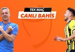 BB Erzurumspor - Fenerbahçe maçı Tek Maç ve Canlı Bahis seçenekleriyle Misli.com'da