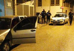 Bursada araçtan çaldılar 6 bin lira değerinde...