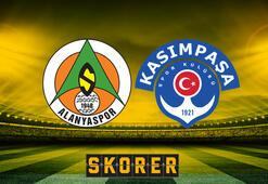 Alanyaspor-Kasımpaşa maçında muhtemel 11ler...