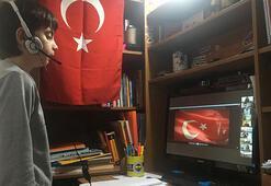 Son dakika... 81 ilde İstiklal Marşı okundu