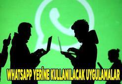 WhatsApp yerine kullanılacak uygulamalar için tıkla Whatsapp dışında mesajlaşma programları ve yerli-yabancı uygulamalar neler