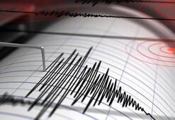 Ankarada korkutan deprem Yeni açıklama geldi...