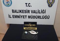 Balıkesir'de uyuşturucu operasyonlarında 19 gözaltı