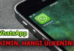 WhatsApp kimin Whatsapp uygulaması hangi ülkenin