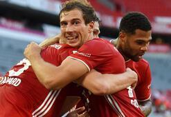 Bayern Münih kaybetmesine rağmen zirvede