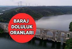 İstanbul baraj doluluk oranları arttı mı İki gün süren sağanak yağış barajlara nasıl etki etti