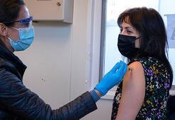 New Yorkun iki bölgesinde mega aşı merkezi kuruldu
