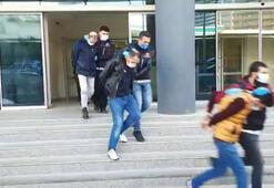 Bursada uyuşturucu operasyonu 11 kişi tutuklandı