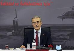 Son dakika... SSB Başkanı Demir duyurdu TİHAda ilk teslimatlar yapılacak