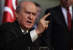 Son dakika... MHP lideri Bahçeliden Kılıçdaroğluna sözde Cumhurbaşkanı tepkisi