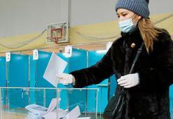 Kazakistanda beklenen oldu, Nur Otan Partisi ilk sırada
