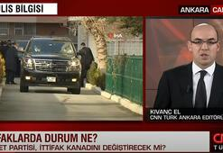 Son dakika... İttifaklarda durum ne Cumhurbaşkanı Erdoğanın görüşmeleri kulisleri hareketlendirdi