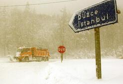 Son Dakika: AKOMdan İstanbul için kar uyarısı Yılın ilk karı...