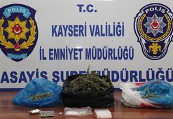 Kayseride operasyon 13 kişi yakalandı