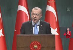 Cumhurbaşkanı Erdoğandan Kılıçdaroğluna sert sözler: Sözde genel başkanı millete havale ediyorum