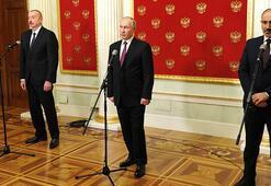 Rusya, Azerbaycan ve Ermenistandan ortak bildiri