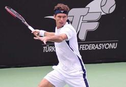 Cem İlkel, Avustralya Açık elemelerinde ikinci tura kaldı