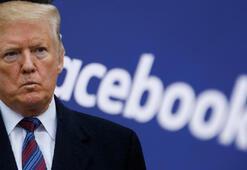Facebooktan Trump için flaş hamle Kaldırma kararı alındı