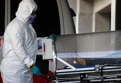 Meksikada 24 saatte 662 kişi daha koronadan öldü