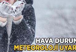 Meteoroloji son dakika hava durumu uyarısı İstanbula kar ne zaman yağacak
