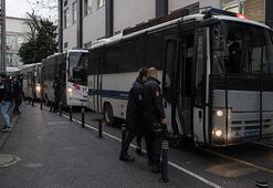 Sahte altın operasyonunda gözaltına alınan 70 kişi adliyeye sevk edildi