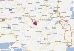 Denizlide peş peşe depremler 12 Ocak AFAD, Kandilli Rasathanesi son depremler listesi...