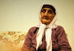 80 torunlu 102 yaşındaki Şahide nine koronavirüsü evinde yendi