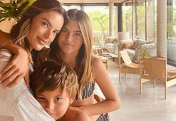 Alessandra Ambrosionun tatil sırrı