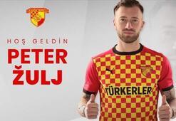 Zulj, Göztepenin ilk Avusturyalı futbolcusu