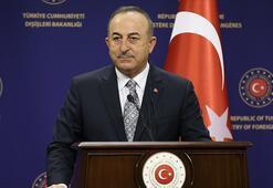 Son dakika: Bakan Çavuşoğlundan önemli açıklamalar