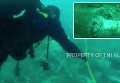 Düşen yolcu uçağının karakutusu denizden çıkarıldı